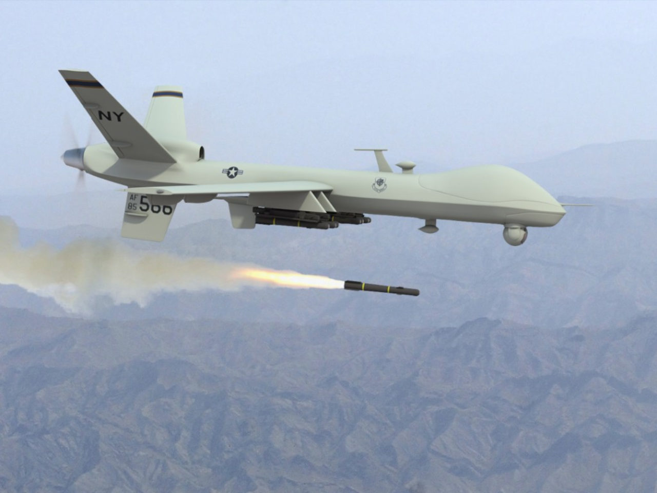 Suspected Drone Strikes Kill 12 Civilians In Yemen