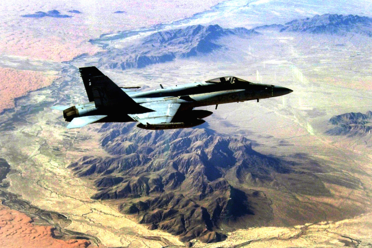 Afghanistan Reported US Air And Drone Strikes 2015