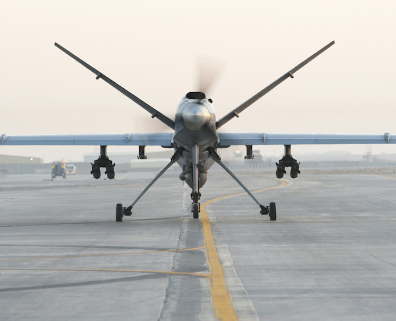 Revealed Britain Has Flown 301 Reaper Drone Missions Against ISIS In Iraq Firing At Least 102 Missiles