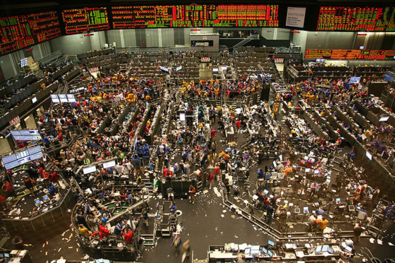 Analysis Banks Trade Food As The World Goes Hungry The