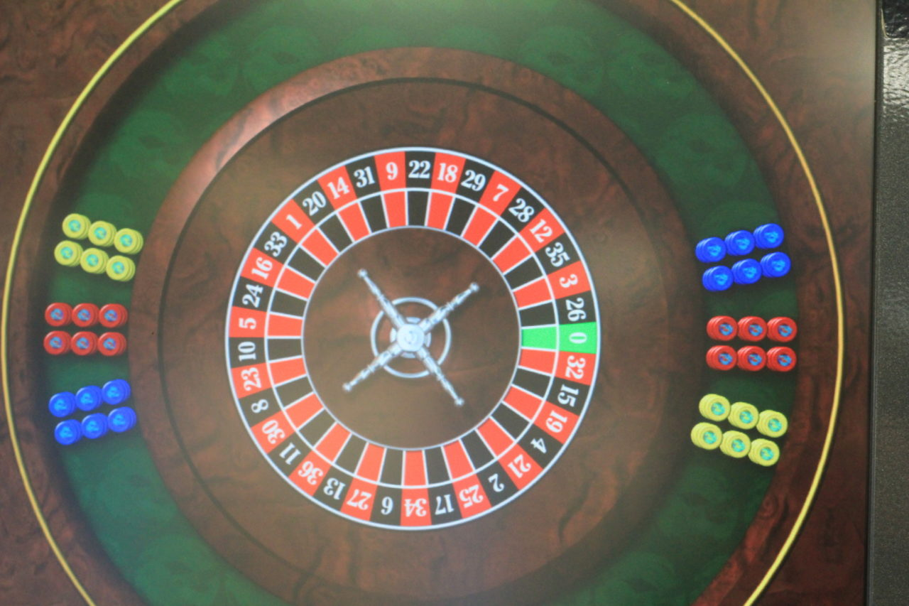 Select committee gambling telescoping effect gambling