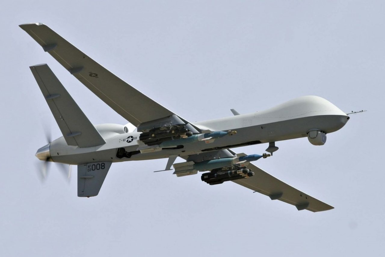 Get The Data Return Of Double Tap Drone Strikes