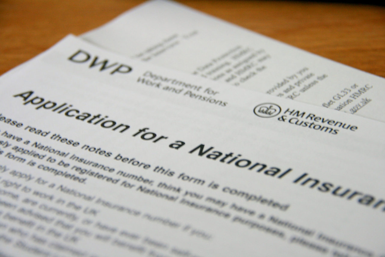 Print National Insurance Number >> Councils Publishing Signatures And National Insurance
