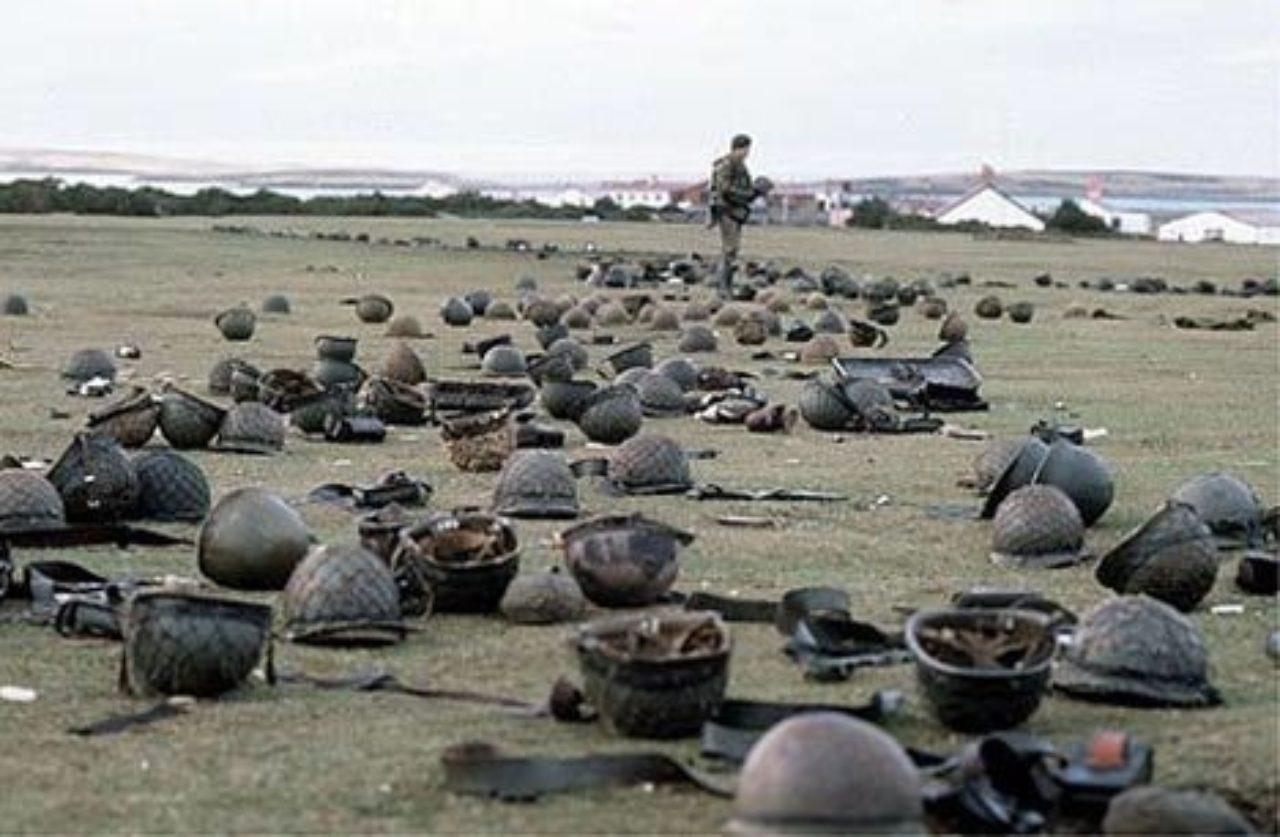Sejarah perang kepulauan Falkland / Malvinas