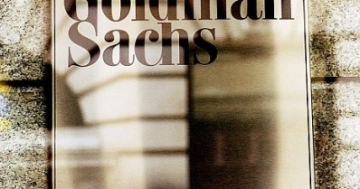 Bureau recommends goldman sachs probed for involvement for Bureau for investigative journalism