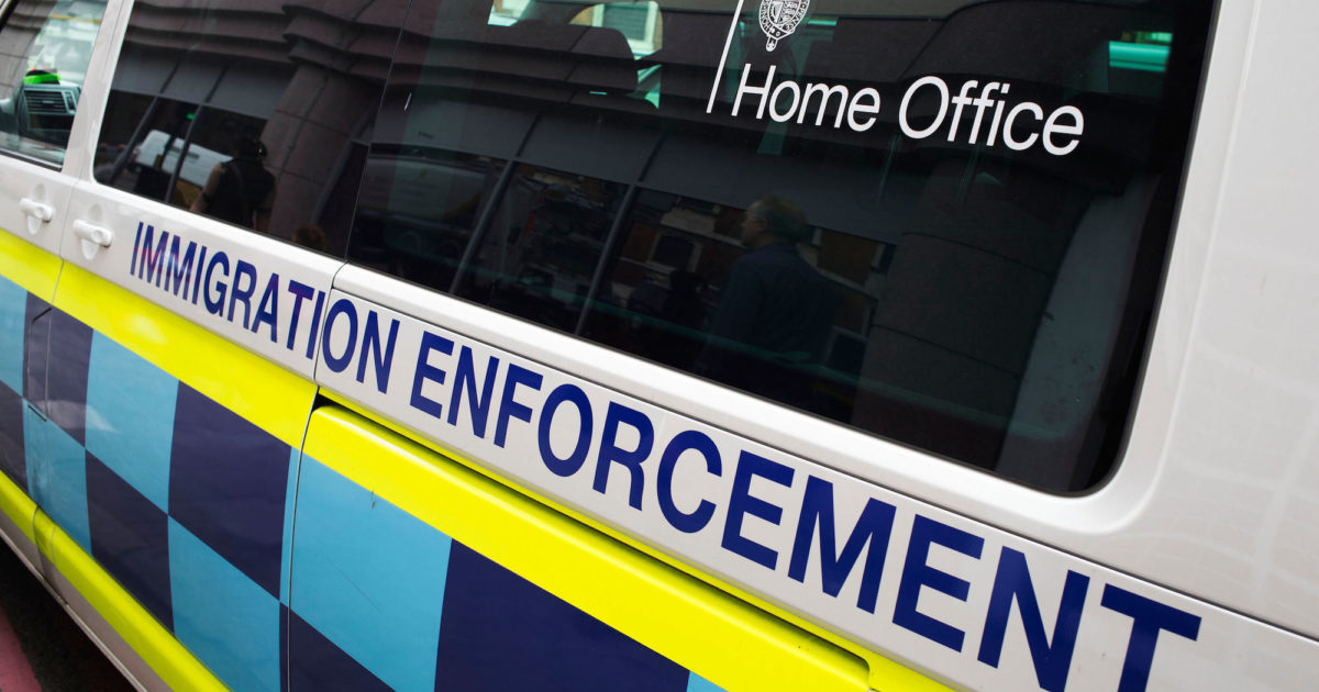Immigration officers accused of racial profiling as they stop thousands of British citizens